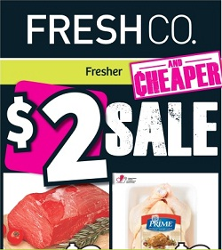 Freshco Flyer 07/25/13-07/31/13. Fresh Beef Whole Eye of Round Cut Sale