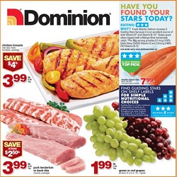 Dominion flyer
