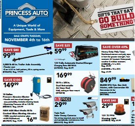 princess auto_flyer_11112014