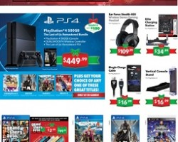 EB Games Early Boxing Day Sales December 12 – 24, 2014. PlayStation 4