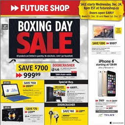 Future Shop Boxing Day 2014 Sales. LG 65″ 1080p 120Hz LED Smart TV