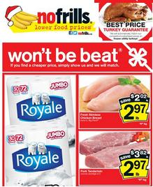 No Frills Weekly Sales 12 05 11 2014 Royale Bathroom Tissue