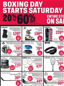 Sport Chek Boxing Day 2014 Sales ends December 29, 2014. Salomon Men's Impact X 14/15 Ski Boots