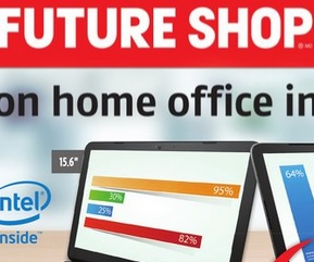 Future Shop Weekly Flyer March 20 – 26, 2015. Hewlett Packard Hp 15.6″ Laptop