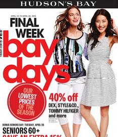 The Bay Flyer 04/24 – 04/30/2015. Final Week Bay Days