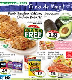 Thrifty Foods Weekly Flyer 04/29 – 05/05/2015. Avocados