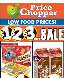 Price Chopper Flyer April 23 – 29, 2015. $1,$2,$3 Sale