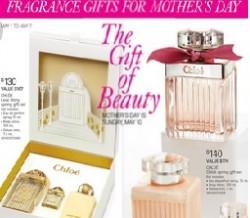 The Bay Flyer valid until May 7, 2015. Chloé Love Story Spring Gift Set