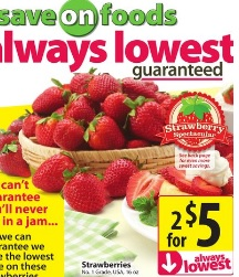 Save On Foods Flyer valid until 05/07/2015. Jamieson Vitamin C