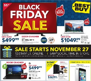 Best Buy Black Friday 2015 Flyer Deals. PS4 500GB Uncharted: The Nathan Drake Collection Bundle