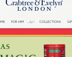 Crabtree & Evelyn Flyer Specials Coupons