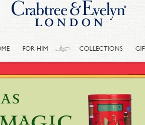 Crabtree & Evelyn Flyer Specials