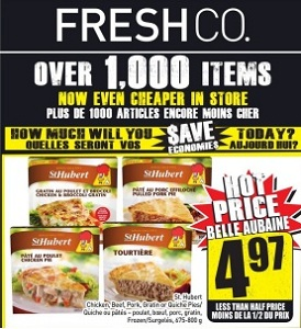 FreshCo Welland Flyer | Hours - 835 Ontario Rd