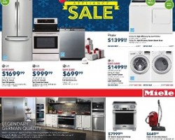 Best Buy Boxing Day 2015 Appliance Sale. LG 24″ Tall Tub Built-In Dishwasher