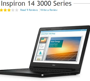 Dell Flyer. New Inspiron 14 3000 Series
