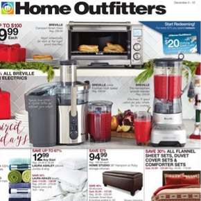 Home Outfitters Flyer