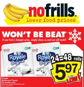 No Frills Weekly Flyer