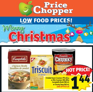 Price Chopper Flyer December 17 – 24, 2015. Merry Christmas!