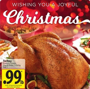 Save on Foods Flyer. Merry Christmas!