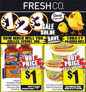 Freshco Flyer January 14 – 20, 2016. Sale