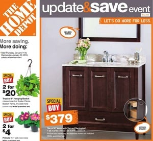 Home Depot Weekly Flyer