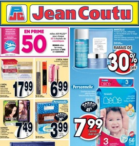 Jean Coutu Flyer