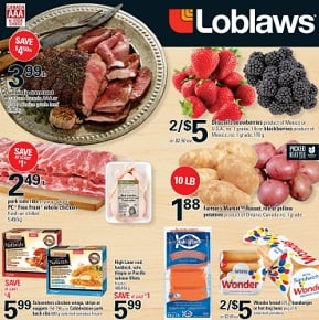 Loblaws Flyer. Sirloin Tip Oven Roast