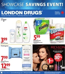 London Drugs Flyer. Dove Products