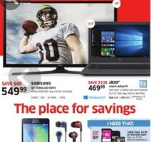 The Source Flyer. Samsung 48″ 1080p LED HDTV