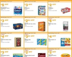 Costco Flyer August 21 – 27, 2017. Welch's Fruit Snacks