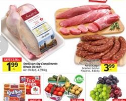 Foodland Flyer August 18 – August 24, 2017