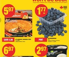 No Frills Flyer August 18 – August 24, 2017