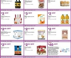 Costco Flyer September 18 – 24, 2017. Garofalo Pasta