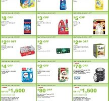 Costco Flyer September 25 – October 1, 2017. Lysol Disinfectant Wipes