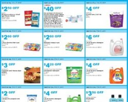 Costco Flyer September 11 – 17, 2017. Ivory Snow Liquid Laundry Detergent