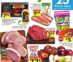 Sobeys Flyer October 13 – October 19, 2017