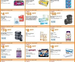 Costco Flyer October 16 – 22, 2017. Ziploc Medium Freezer Bags