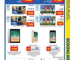 Walmart Boxing Day Flyer December 26 – December 31, 2017