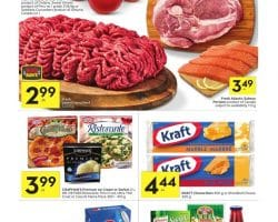 Sobeys Flyer April 19 – April 25, 2018