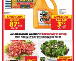 Walmart Flyer April 26 – May 2, 2018