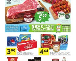 Sobeys Flyer May 10 – May 16, 2018