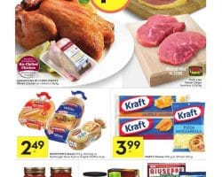 Sobeys Flyer May 3 – May 9, 2018