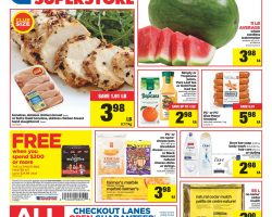 Superstore Flyer May 3 – May 9, 2018