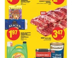 No Frills Flyer August 9 – August 15, 2018
