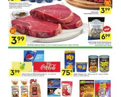 Sobeys Flyer August 9 – August 15, 2018