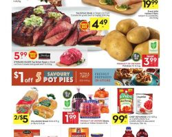 Sobeys Flyer September 20 – September 26, 2018