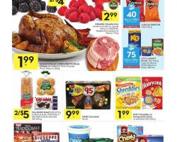 Sobeys Flyer October 18 – October 24, 2018