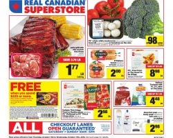 Superstore Flyer October 11 – October 17, 2018