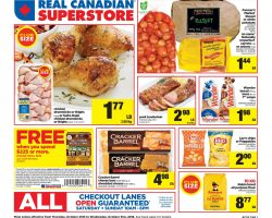 Superstore Flyer October 25 – October 31, 2018