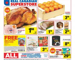 Superstore Flyer November 15 – November 21 2018